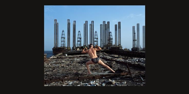 """Oil will never end"" by Lorenzo Vitturi"