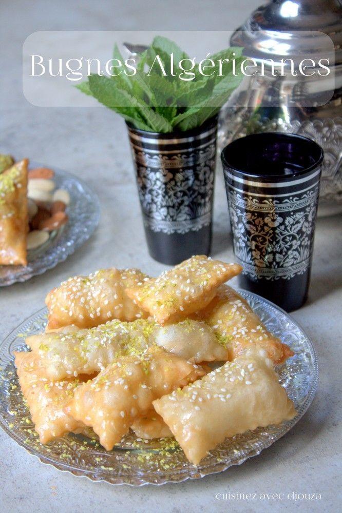 Les 215 meilleures images du tableau gateaux algeriens sur - Cuisine orientale facile ...