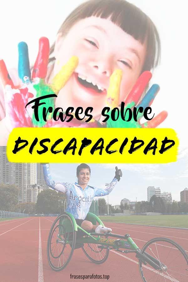 Inclusión Infantil Frases De Discapacidad