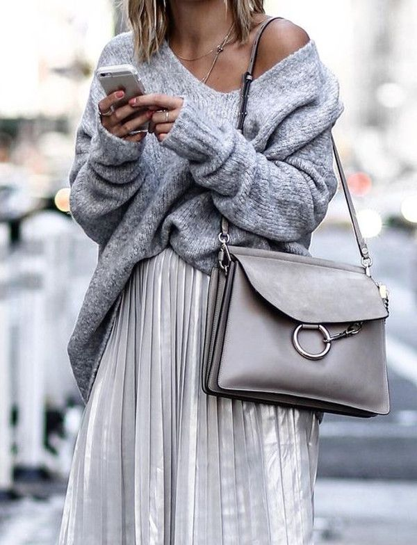 cozy metallic shades style