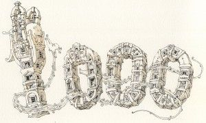 My 1,000th Post | Webflakes