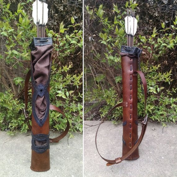 Hey, I found this really awesome Etsy listing at https://www.etsy.com/listing/226533132/ranger-leather-quiver-lord-of-the-rings