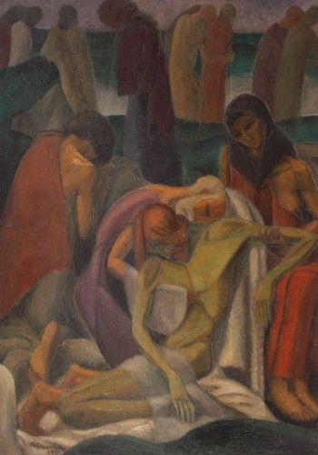 Pieta, Alexandru Ciucurencu