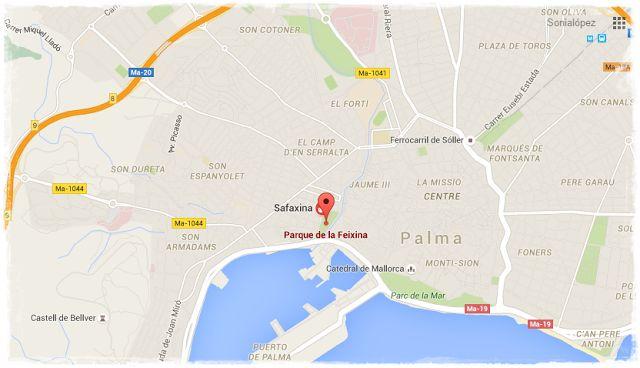 Arte en Baleares: Próximas salidas de dibujantes urbanos en Mallorca...