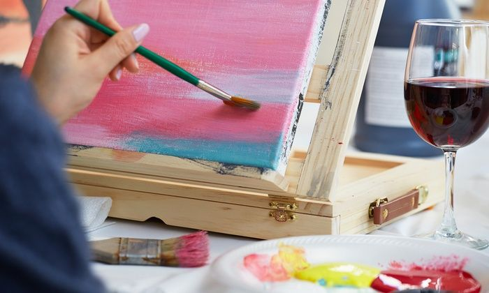 Artist @ Heart - Artist @ Heart: BYOB Painting Class for One or Two at Artist @ Heart (Up to 58% Off)