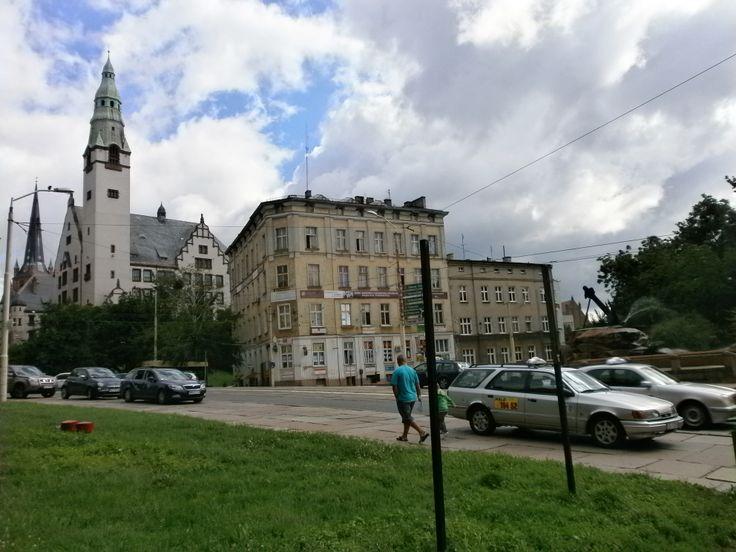 Near Central-Station