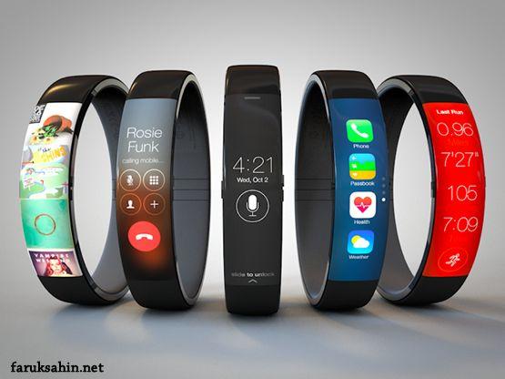 Apple iWatch Hayatımıza Ne Zaman Girecek? - Faruk ŞAHİN