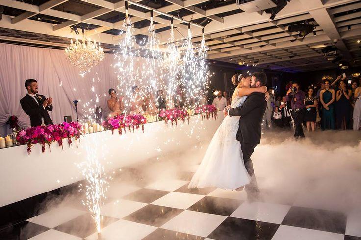 Wedding Reception on Sydney Harbour - Doltone House Darling Island Wharf
