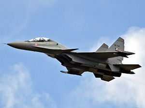 Sukhoi Su-30MKI - of Indian Air Force