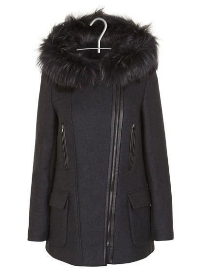 1000 idées sur le thème Manteau Femme Capuche sur ...