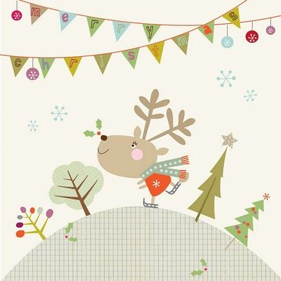hilberrydesigns: Christmas all year round...!