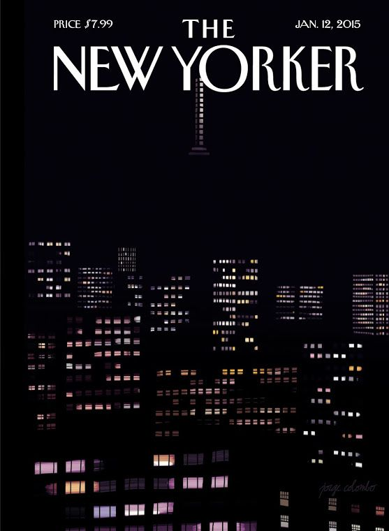 2015 | The New Yorker Covers | Page 4
