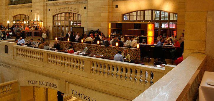 Michael Jordan's Steakhouse NYC - Grand Central Station