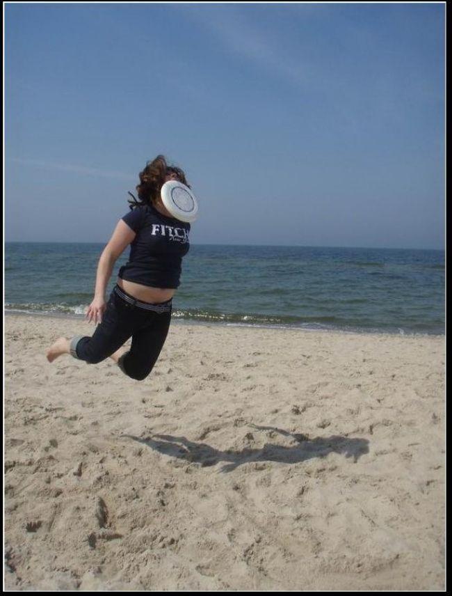Забавные пляжные фотографии