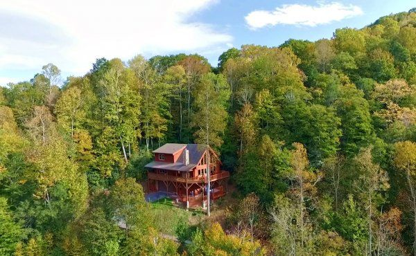 All Seasons View - Cabin Rentals Boone NC, Boone Cabin Rentals, Blowing Rock Cabins