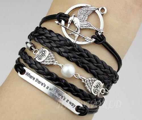 Hunger Games bracelette