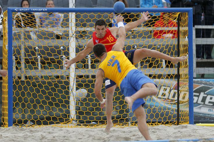 Beach Handball Goals