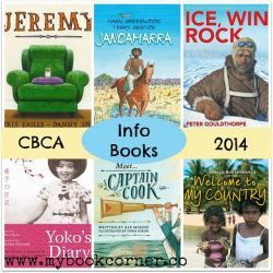 CBCA Book Awards Shortlist 2014 ~ Eve Pownall Award for Information Books. Great non-fiction books for children.