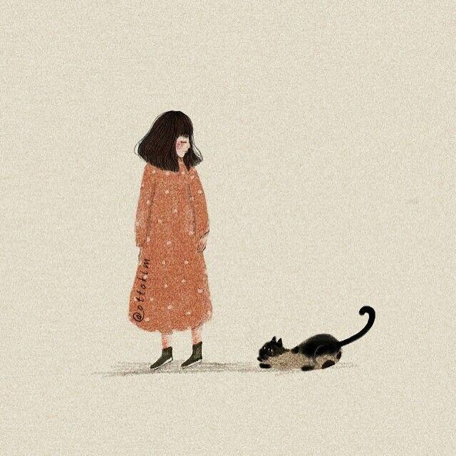 - con mèo của tôi....đã rất yêu -My cat .... loved it
