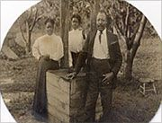"""""""Banished"""" the book--In the early 1900s, there were more than 1,000 African Americans in Forsyth County, Georgia, comprising 10 percent of the population. But in 1912, whites violently expelled all black residents from the county. Today, Forsyth County is home to about 150,000 people, more than 95 percent of them white.  Within a matter of months, it had dropped to 30. It's the largest racial cleansing in America that I know of."""" —Cox Newspapers reporter Elliot Jaspin"""