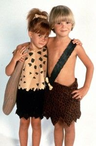 pebbles and bam bam costume