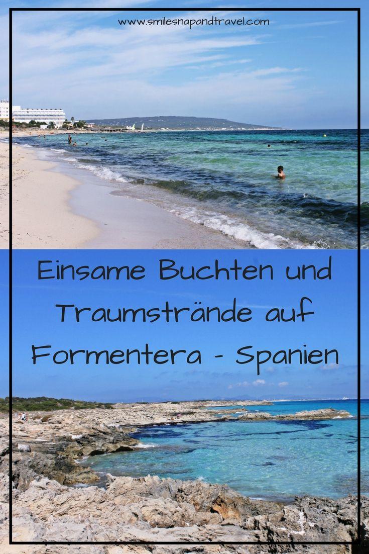 Einsame Buchten und Traumstrände auf Formentera. #urlaub #spanien #formentera