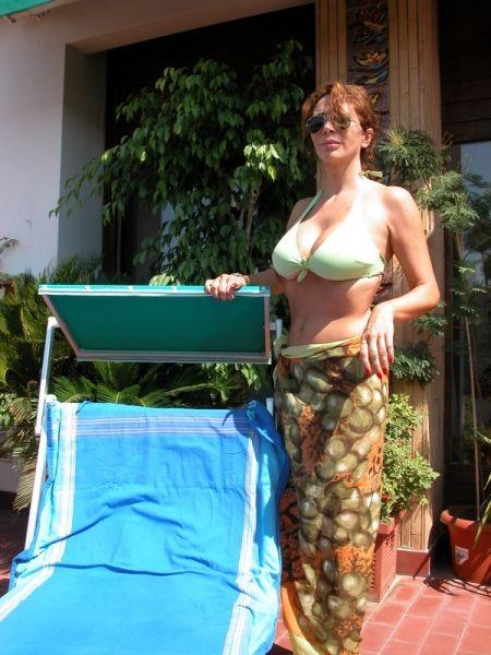 Sonia Grey bikini