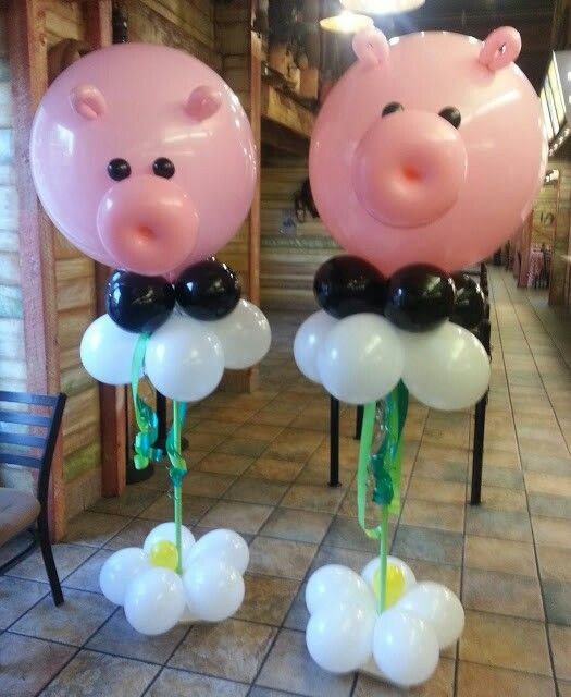 990 best Balloon Children Birthday Parties images on ...