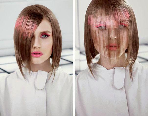 MUA in the city: PIXELATED HAIR: LA TENDENZA CAPELLI PER LA PRIMAVE...