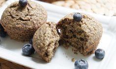 Bezlepkové makové muffiny