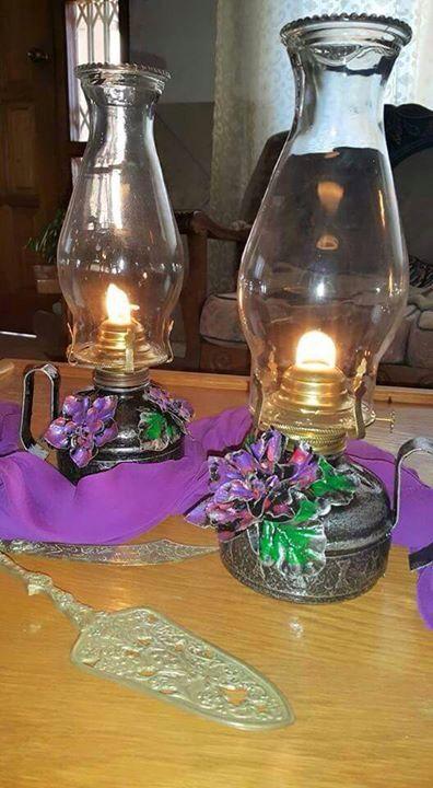 Tokreen lamp - Grietjie Deale
