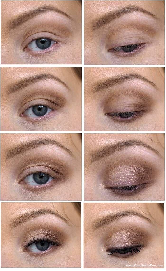 Hooded Eyes Makeup Trick Tutorial Deep Set Eyes Makeup Eye