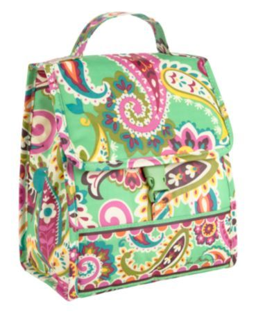 Cloth Bags  Vera Bradley Lunch Sack ecd2938a92821