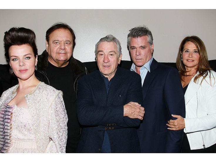 Goodfellas Cast Reunites at Tribeca Film Festival