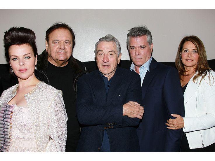 Goodfellas Cast Reunites at Tribeca Film Festival