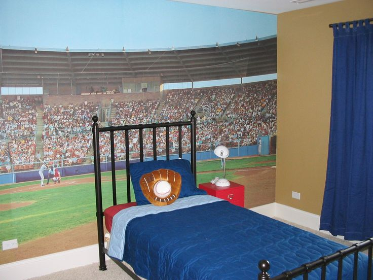 Boys Sports Bedroom 28 best bedroom images on pinterest | boy sports bedroom, boy