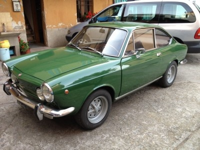 1969 fiat 850 coupe for sale classic cars for sale pinterest coupe for sale - Fiat 850 sport coupe for sale ...