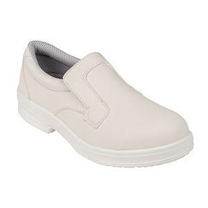 Zapatos de seguridad unisex Lites sin cordones