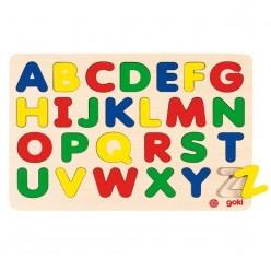 Puzzle – abeceda