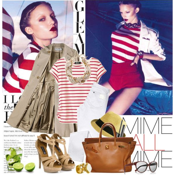 """chic sailor"" by netrobe on Polyvore"