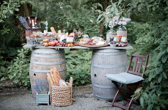 Boda a la vista » Detalles especiales para el banquete de boda
