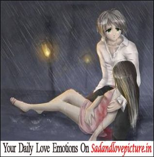 Sad and Love Picture