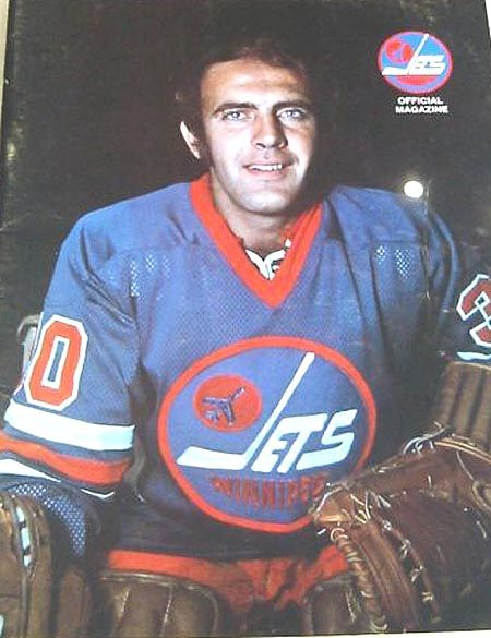 Joe Daley. Great goalie and a great guy.