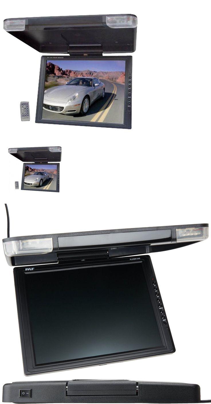 Car Monitors w o Player Car Suv Truck Tv Monitor Roof