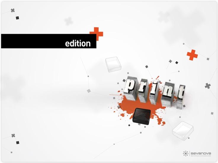 Com print (creation editoriale, brochure, rapport annuel, catalogue produit, livre, ...)