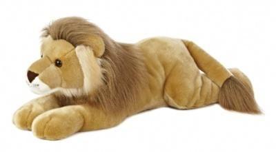 Leo Lion (Super Flopsie)