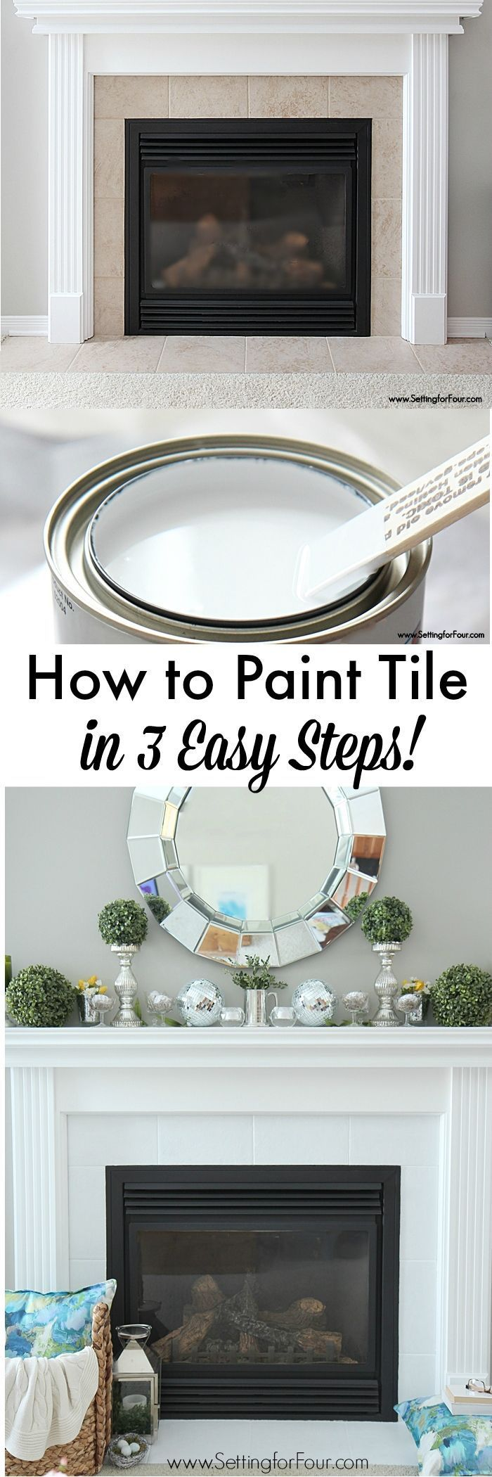 25 Best Ideas About Painted Tiles On Pinterest Painting Tiles Painting Ti