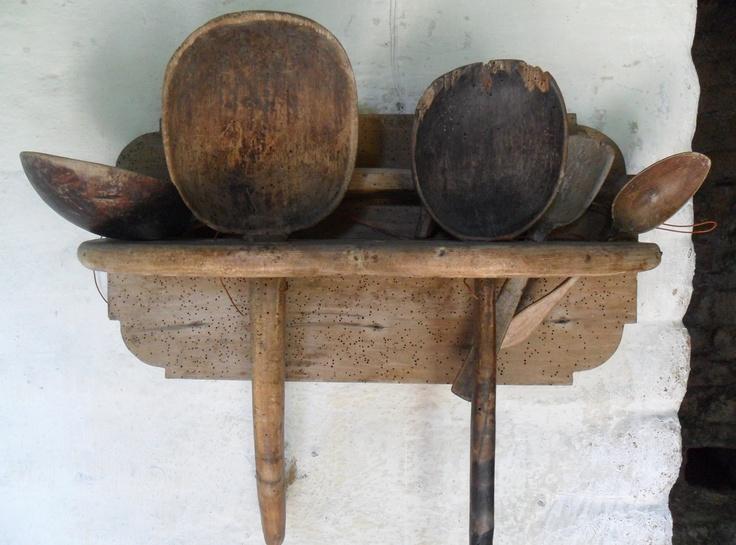 Spoons, Frilandsmuseet, Lynby, Denmark