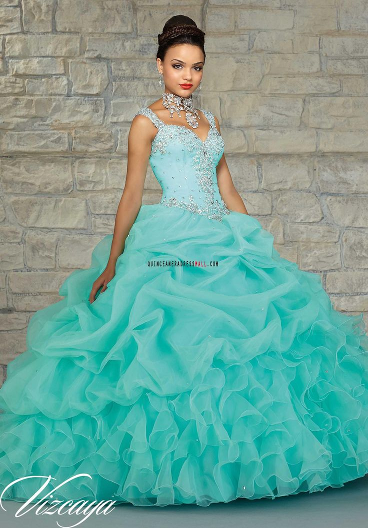 Peach beaded sweet 15 dress 2016 new organza and taffeta quinceanera ball gown with straps 89023_2016 Quinceanera Dresses_Quinceanera Dresses 2015,sweet 15 dresses 2015,Dama Dresses 2015,Little Girl Pageant Dresses 2015,Tutu dress 2015,New Style Quinceanera Dresses 2015 on Quinceaneradressmall.com