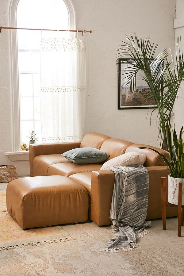 modular recycled leather sofa in 2018 tv nook pinterest rh pinterest com